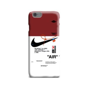 Nike Jordan iPhone 6 Case