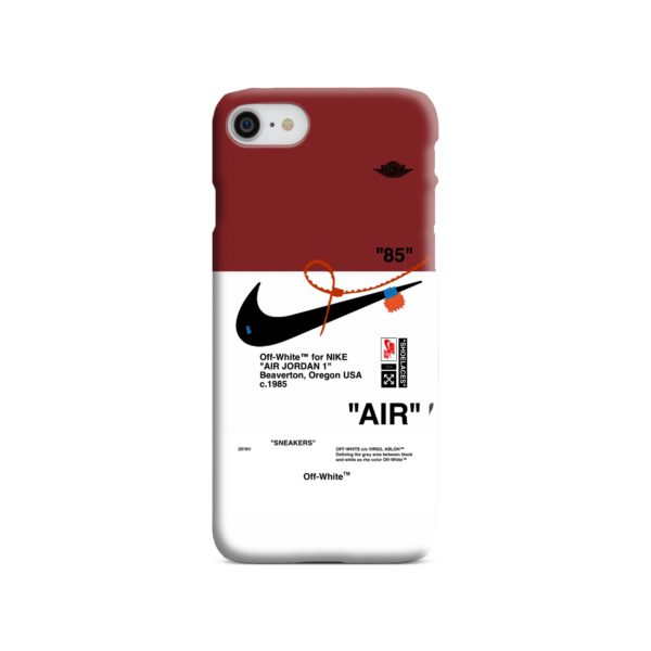 Nike Jordan iPhone 7 Case