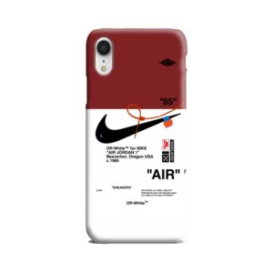 Nike Jordan iPhone XR Case