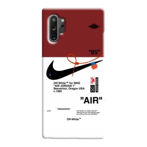 Nike Jordan Samsung Galaxy Note 10 Case