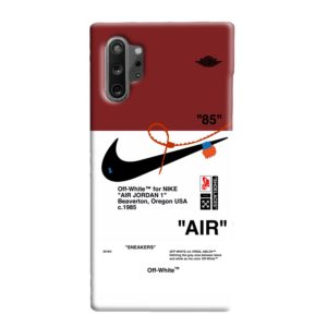 Nike Jordan Samsung Galaxy Note 10 Plus Case