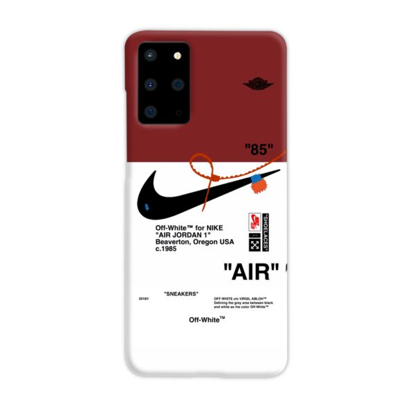 Nike Jordan Samsung Galaxy S20 Plus Case