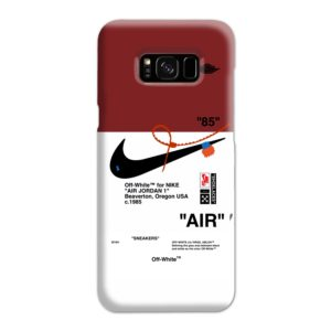 Nike Jordan Samsung Galaxy S8 Plus Case