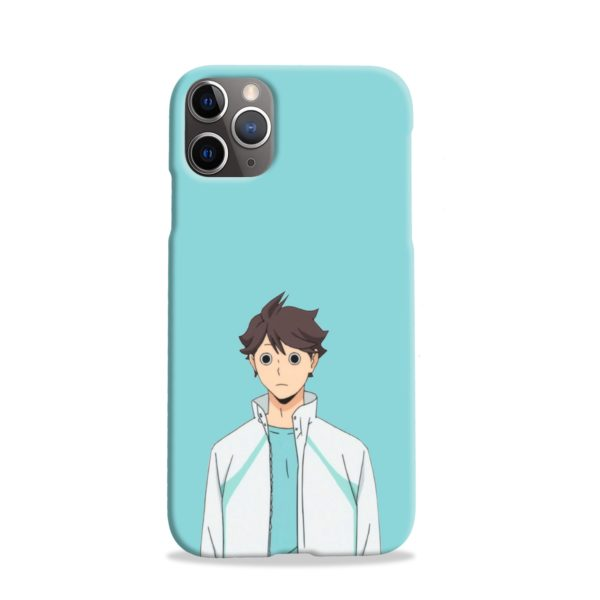 Oikawa Haikyuu iPhone 11 Pro Case