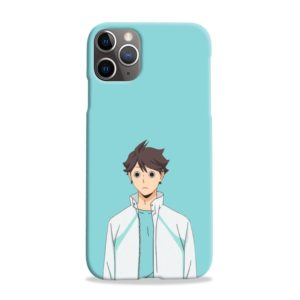 Oikawa Haikyuu iPhone 11 Pro Max Case