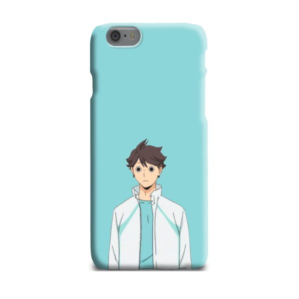 Oikawa Haikyuu iPhone 6 Plus Case