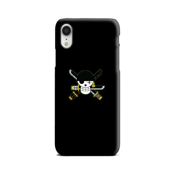 One Piece Anime Logo iPhone XR Case