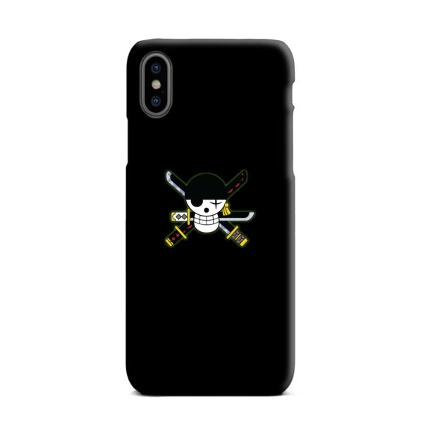 One Piece Anime Logo iPhone XS Max Case