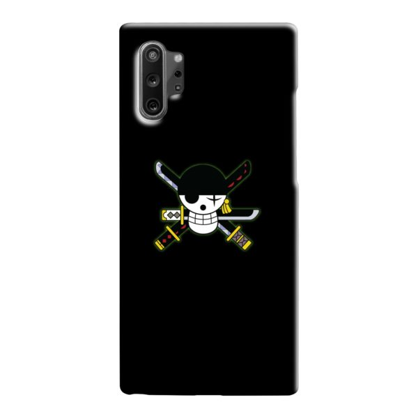 One Piece Anime Logo Samsung Galaxy Note 10 Case