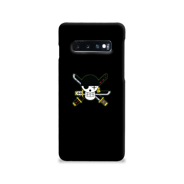 One Piece Anime Logo Samsung Galaxy S10 Case
