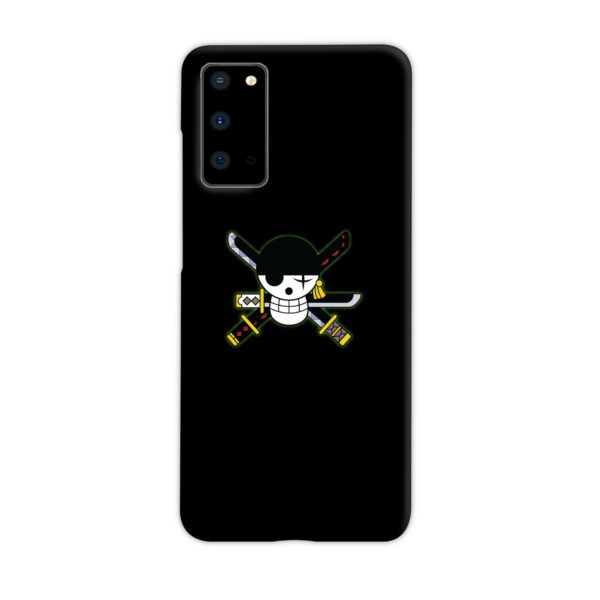 One Piece Anime Logo Samsung Galaxy S20 Case