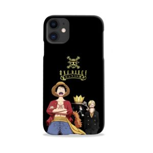 One Piece Manga iPhone 11 Case