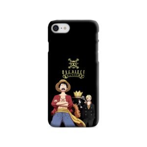 One Piece Manga iPhone 8 Case