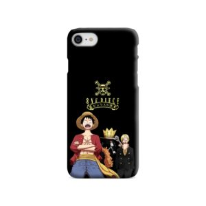 One Piece Manga iPhone SE (2020) Case