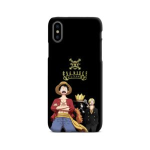 One Piece Manga iPhone X / XS Case