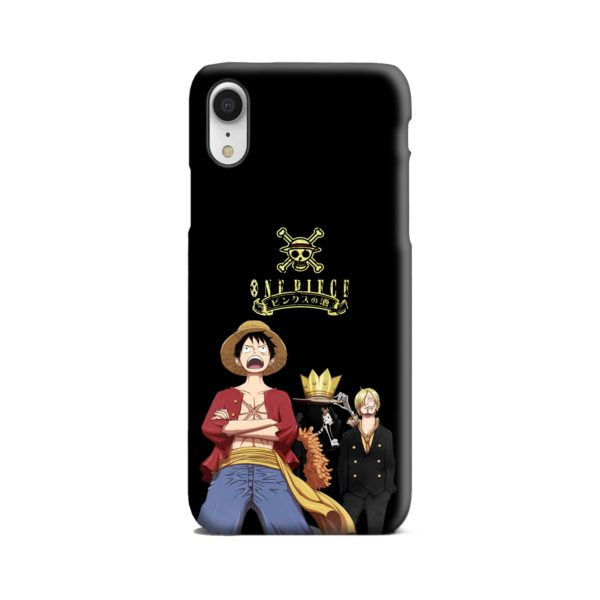 One Piece Manga iPhone XR Case