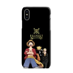 One Piece Manga iPhone XS Max Case