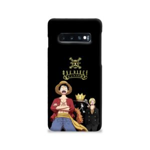 One Piece Manga Samsung Galaxy S10 Case