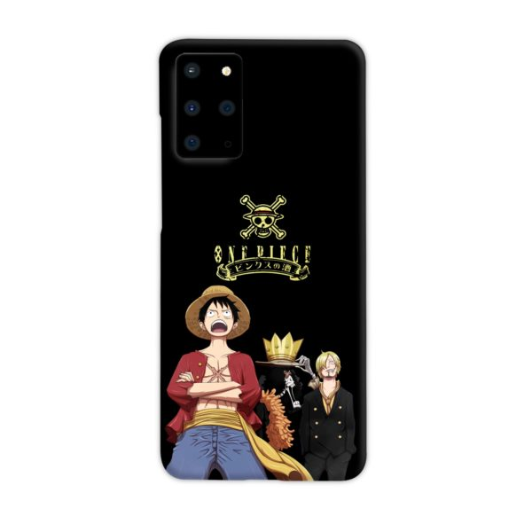 One Piece Manga Samsung Galaxy S20 Plus Case