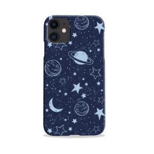 Planets Space iPhone 11 Case