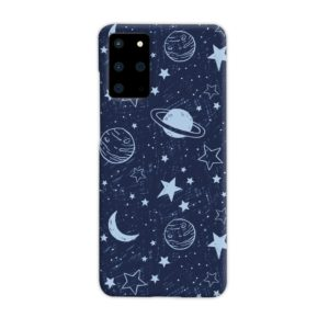 Planets Space Samsung Galaxy S20 Plus Case