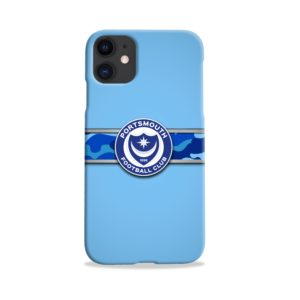 Portsmouth FC Logo iPhone 11 Case