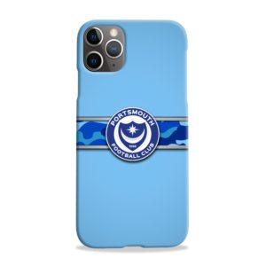Portsmouth FC Logo iPhone 11 Pro Max Case