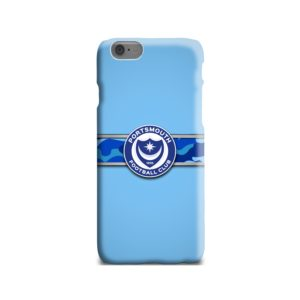 Portsmouth FC Logo iPhone 6 Case