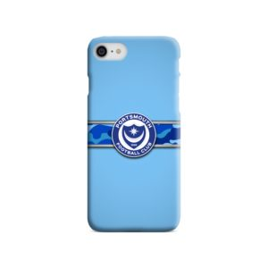 Portsmouth FC Logo iPhone 8 Case