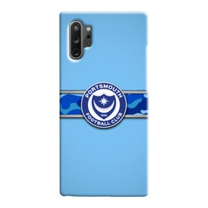Portsmouth FC Logo Samsung Galaxy Note 10 Case
