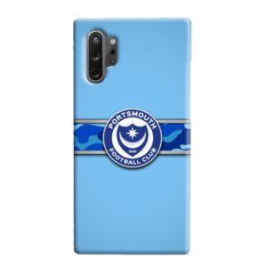 Portsmouth FC Logo Samsung Galaxy Note 10 Plus Case