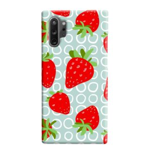 Strawberry Fruit Samsung Galaxy Note 10 Plus Case