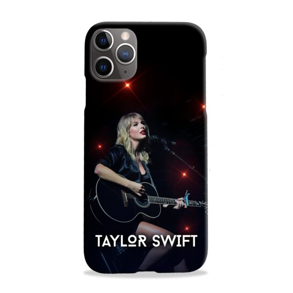 Taylor Swift Acoustic Concert iPhone 11 Pro Max Case