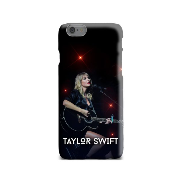 Taylor Swift Acoustic Concert iPhone 6 Case