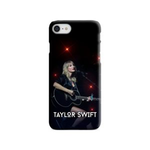 Taylor Swift Acoustic Concert iPhone 8 Case
