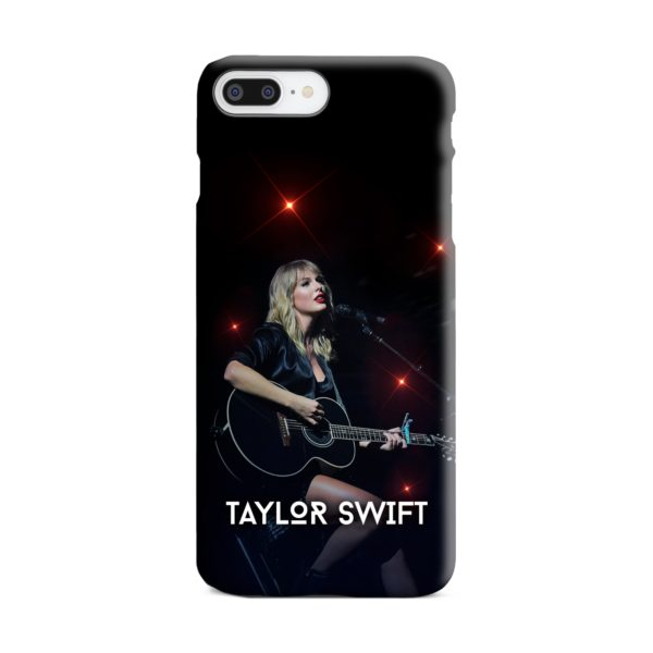 Taylor Swift Acoustic Concert iPhone 8 Plus Case