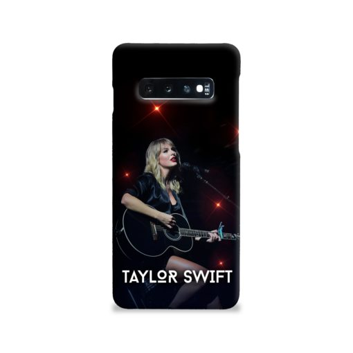 Taylor Swift Acoustic Concert Samsung Galaxy S10 Case