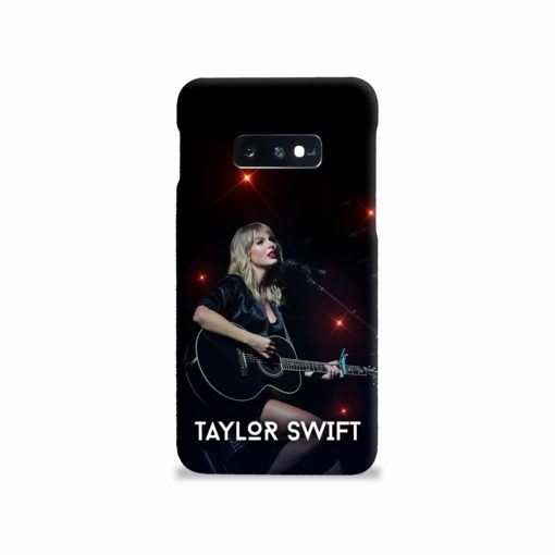 Taylor Swift Acoustic Concert Samsung Galaxy S10e Case