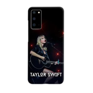 Taylor Swift Acoustic Concert Samsung Galaxy S20 Case