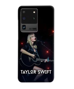 Taylor Swift Acoustic Concert Samsung Galaxy S20 Ultra Case
