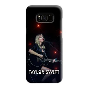 Taylor Swift Acoustic Concert Samsung Galaxy S8 Plus Case