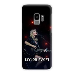 Taylor Swift Acoustic Concert Samsung Galaxy S9 Case