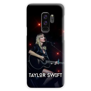Taylor Swift Acoustic Concert Samsung Galaxy S9 Plus Case