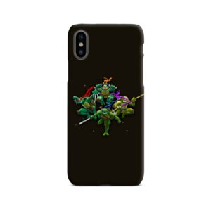 Teenage Mutant Ninja Turtles iPhone X / XS Case