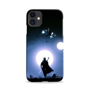 The Mandalorian Poster iPhone 11 Case