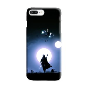 The Mandalorian Poster iPhone 7 Plus Case
