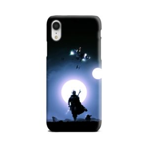 The Mandalorian Poster iPhone XR Case