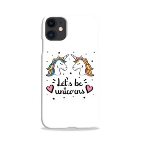 Unicorns of Love iPhone 11 Case