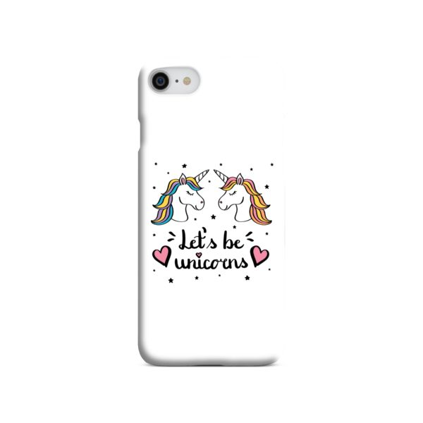 Unicorns of Love iPhone 8 Case