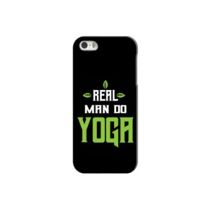 Yoga Motivational Powerful Quotes iPhone 5 Case